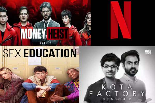 Photo of Money Heist, Kota Factory, Sex Education, and more will be released on Netflix India in September 2021