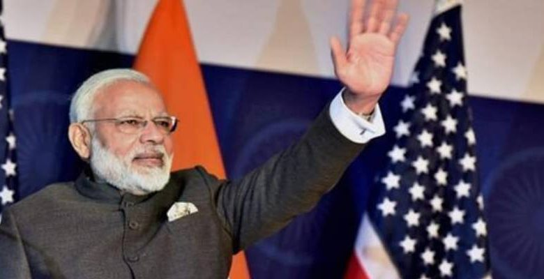 """Photo of To """"strengthen strategic collaboration,"""" Prime Minister Modi is traveling to the United States to talk about global concerns."""