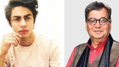 Photo of Subhash Ghai recalls Bollywood's anti-drug campaign in 1990 after Aryan Khan's incarceration.