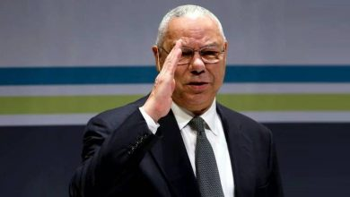 Photo of Colin Powell, the first black US Secretary of State, died of Covid difficulties.